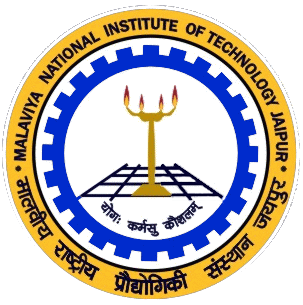 Malaviya National Institute of Technology Jaipur logo